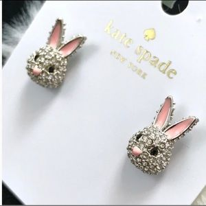 Kate spade ♠️ Rabbit Earrings